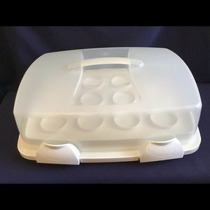 Kitchen - Wilton Cupcake Muffin Cake 3 in 1 Carrier Caddy